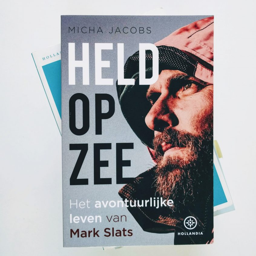 Micha Jacobs Mark Slats Held op zee zeilen wereldreis SeaWind Adventures